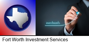 Fort Worth, Texas - investment growth curve