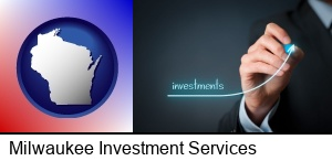 Milwaukee, Wisconsin - investment growth curve